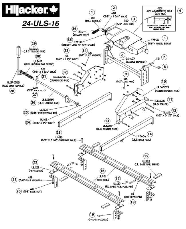 5th Wheel Wiring Diagram