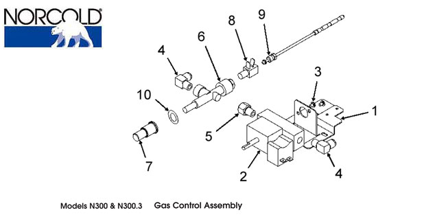 Norcold N300 Wiring Diagram. . Wiring Diagram on